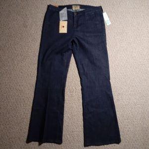 Dear John Marson wide leg jeans 3rd x31 NWT